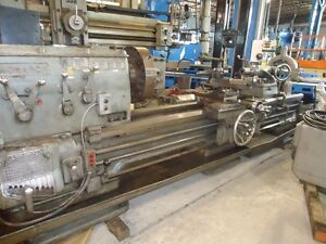 30 X 96 Cc Monarch Engine Lathe Hardways