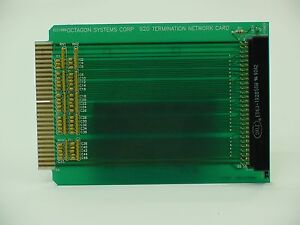 Octagon Systems 920 Termination Card Std Bus Circuit Board Card