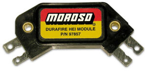 Moroso Ignition Control Module Moroso Style 4 Pin Gm Hei Distributors P N 97857