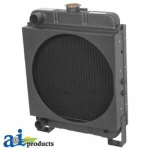 A 86561701 Ford Tractor Radiator 1200