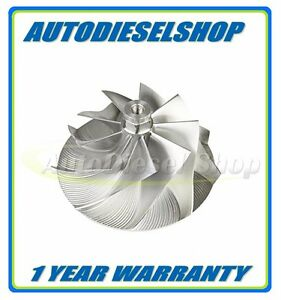 Xdp X wheel Upgraded Billet Turbo Compressor Wheel Fits 99 5 03 Ford 7 3l