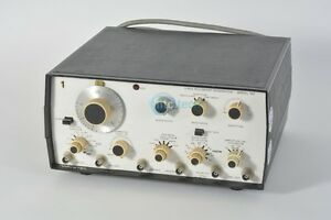 Wavetek 183 5mhz Xcg sweep Generator