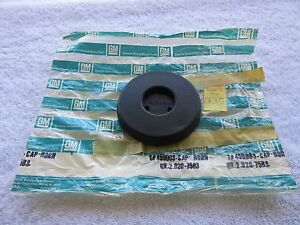 Nos 1971 1981 Chevrolet Camaro Corvette Nova Horn Button Cap Gm 459003 Dp