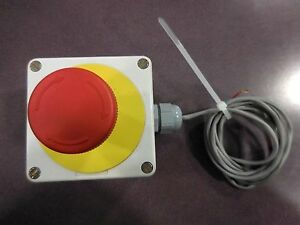 Emergency Stop Switch button Unbranded