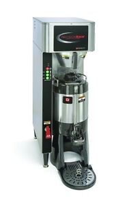 Grindmaster cecilware Pbic 330 Single Digitally Controlled Brewer With Stand 12