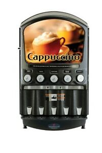 Grindmaster cecilware Pic5 5 flavor Hot Powder Cappuccino hot Chocolate And Spec