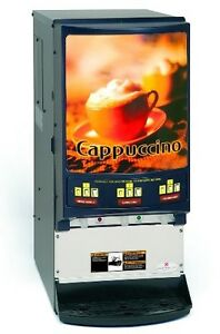 Grindmaster cecilware Pic33a 3 Flavor Hot Powder Cappuccino Hot Chocolate Speci