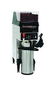 Grindmaster cecilware Gnb 10h Grind And Brew Coffee System With 2 2 liter Air Po