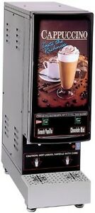 Grindmaster cecilware 2k gb ld Hot Powder Cappuccino hot Chocolate And Specialty