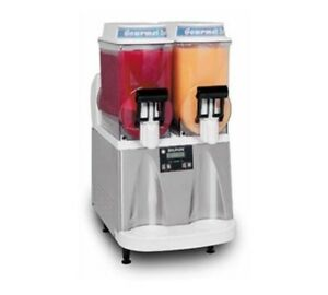 Bunn Ultra Frozen Beverage System With 2 Hoppers ultra 2 0012