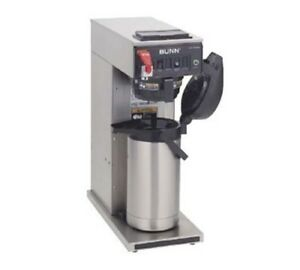 Bunn Airpot Coffee Brewer cwtf15 aps 0006