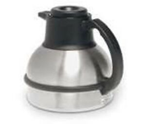 Bunn Commercial Deluxe Thermal Carafe Black 1 9 Liter 64oz 12 pack 36029 0