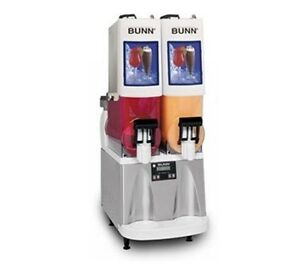 Bunn Ultra Frozen Beverage System With 2 Hoppers ultra 2af 0067