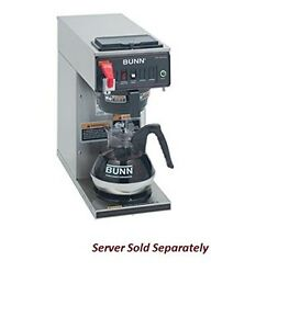 Bunn 12950 0293 Cwtf 1 Automatic Commercial Coffee Brewer With 1 Warmer