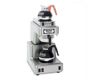 Bunn o matic 20830 0000 Ot15 Coffee Brewer Automatic 120v 3 8 Gal hr Each