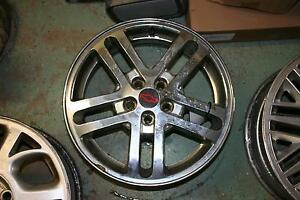 Chevrolet Cavalier Wheel 16x6 Aluminum 10 Spoke Chrome Opt Pfc 03 04 0