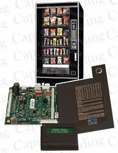 Brand New Control Board Update Kit With Guaranteed Vend For National Vendors 148
