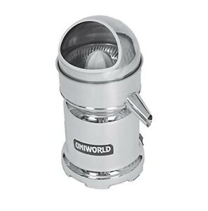 Uniworld Stainless Steel Commercial Citrus Juicer Ce Approved Model Ujc n50