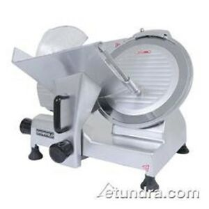 Uniworld Model Sl 10e Commercial Deli Meat And Cheese Slicer 10