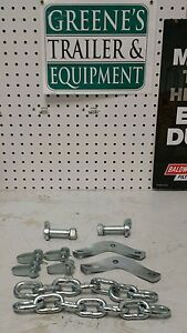 957e597 New Drawbar Check Chain Kit For Ford New Holland 501 541 600 601 611