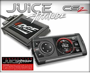 Edge 31600 Competition Juice W Attitude Cs2 For 98 5 00 Dodge Ram Cummins 5 9l