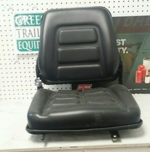 Kioti Dk Series Universal Tractor Seat With A Few Silght Modifications