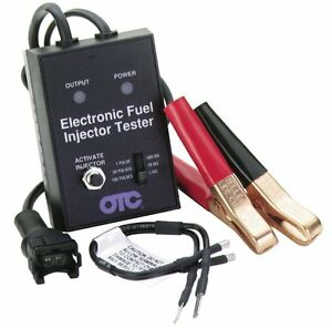 Otc 3398 Electric Fuel Injector Tester