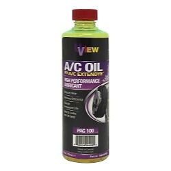 Uview 488100pbd Pag 100 A C Oil With Extendye High Performance Lubricant 8 Oz
