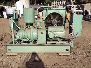Sullair 25 150l 150 Hp Rotary Screw Air Compressor 700 Cfm 110 100 Psi 460v 60hz