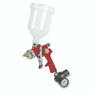 Titan Gravity Feed Hvlp Spray Gun 1 8mm Nozzle Ttn 19018