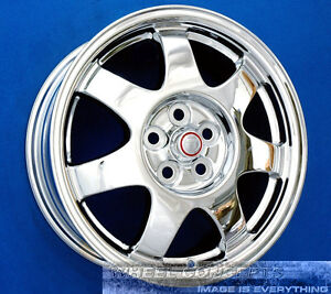 Toyota Prius Touring 16 Chrome Wheels Rims New Genuine Oem 16 Inch 2002 2016