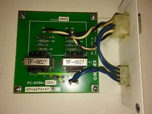 Nadex Pc 629a 02a Connection Board
