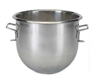 Globe Food 25 Qt Stainless Steel Bowl For Sp25 Mixer
