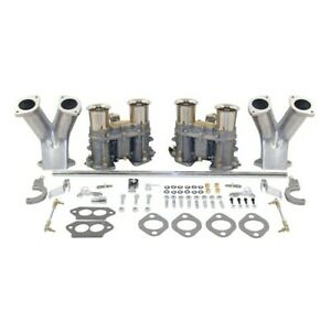 Dual 48 Ida Carburetor Kit By Weber Dunebuggy Vw