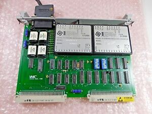 Vmic Vmivme 4900 Dual Channel To Synchro resolver Converter Board 224 B