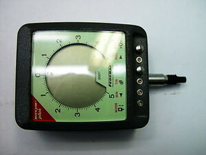 Federal Maxum Plus Dei 11111 e1 Digital Electronic Indicator
