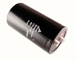 Epcos 4700uf 450v Large Can Electrolytic Capacitor B43456 s5478 a1