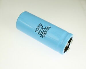 Cde 31000uf 85v Large Can Electrolytic Capacitor Dcmx313u085be2b