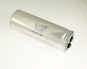 Cde 5800uf 75v Large Can Electrolytic Capacitor M39018 04 1180