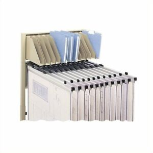 Filing Cabinet File Storage Data Extension For Mobile Stand Hanging Clamps