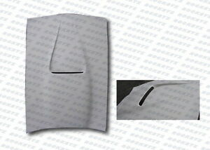 99 04 Ford Mustang Ram Air Ss Style Hood Vent Bonnet Scoop Usa Canada Universal