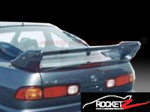 94 01 Acura Integra Gtr Style Rear Spoiler Wing 2dr Coupe Hatchback Canada Usa