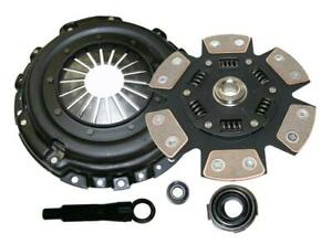 Competition Clutch Stage 4 Sprung 6 Pad Clutch Kit 86 93 Toyota Supra 1jz R154