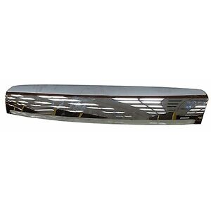Fits 2010 2011 2012 2013 2014 2015 Gmc Terrain Chrome Trim Hood Moulding Molding