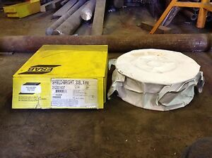 Esab Shield Bright 308l X tra Stainless Steel Welding Wire 1 16 Aws A5 22 Nib