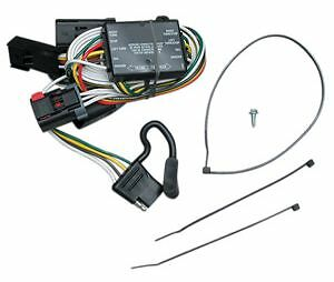T one 4 way T connector Trailer Hitch Wiring For Dodge Durango Grand Caravan