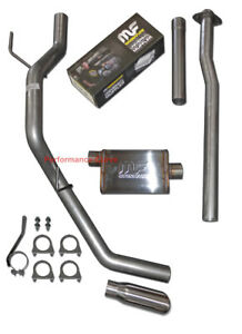 Fits 09 14 Ford F150 Catback Exhaust System W 14 Magnaflow Muffler