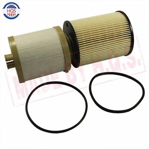 Fd4617 Fuel Filter For 08 10 Ford F350 F450 Super Duty 6 4 Fd 4617 8c3z 9n184 c