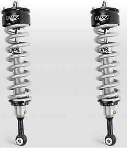 Fox Shox 983 02 054 Set Of 2 Front Perf Series Coil Over Ifp Shocks For Xterra