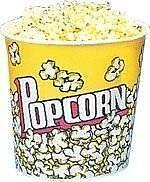 170 Oz Yellow Popcorn Cup 25 Count